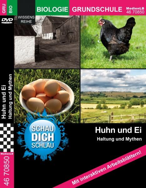 Huhn und Ei - Haltung und Mythen