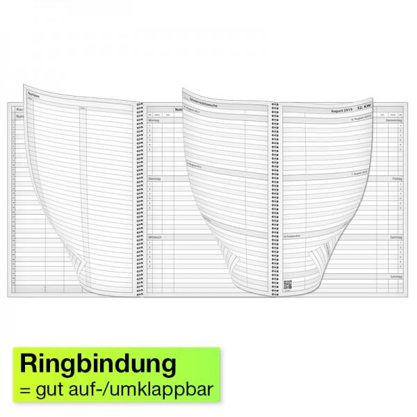 Dual-Ring-Schulplaner A4 2021/2022