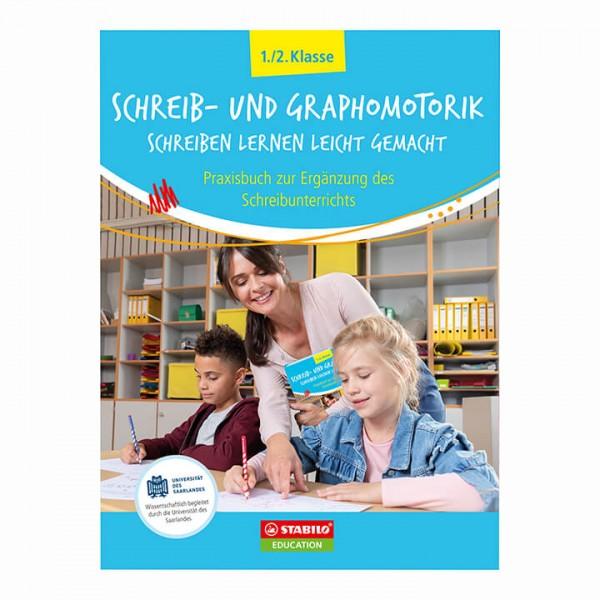 STABILO | Praxisbuch Schreibmotorik (1./2. Klasse) - Schreiben lernen leicht gemacht Praxisbuch