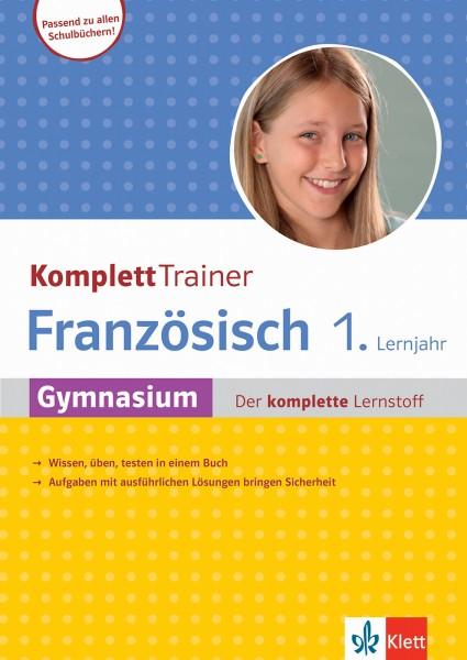 Klett KomplettTrainer Gymnasium Französisch 1. Lernjahr