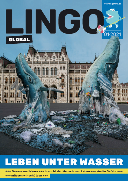 Lingo Global-Magazin – Heft 1 Leben unter Wasser