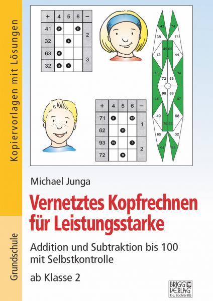 Vernetztes Kopfrechnen für Leistungsstarke ab Klasse 2 Print oder E-Book