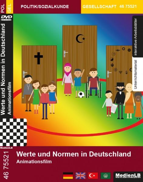 Werte und Normen in Deutschland - Animationsfilm