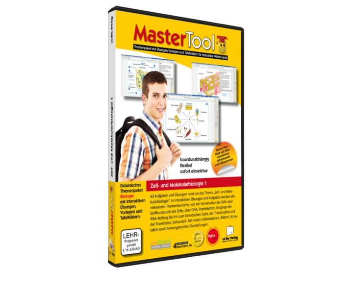 MasterTool - Biologie - Zell- und Molekularbiologie 1 (61)