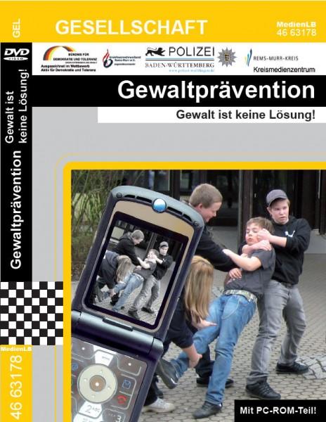 Gewaltprävention: DVD