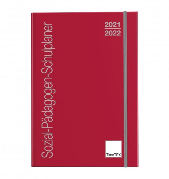 Sozial-Pädagogen-Schulplaner A5-Plus 2021/2022