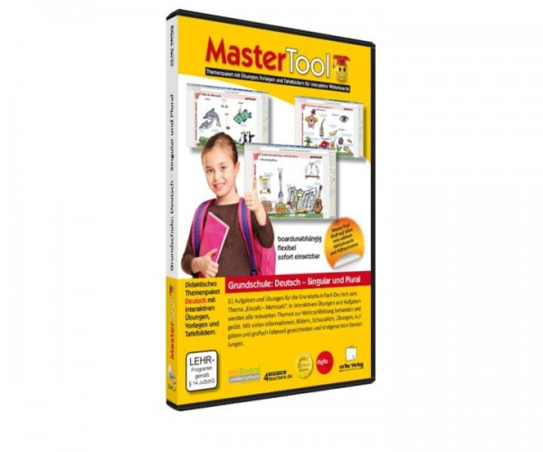 MasterTool - Grundschule - Deutsch - Einzahl und Mehrzahl (Singular + Plural) (39)