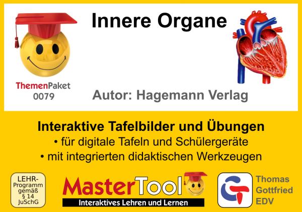 MasterTool - Innere Organe (TP 79)
