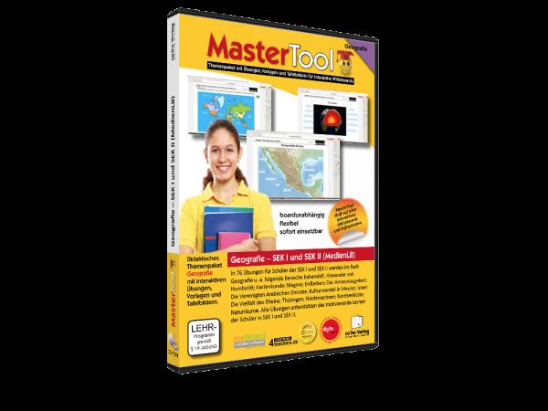 MasterTool - Geographie - SEK I und SEK II (MedienLB) (186)