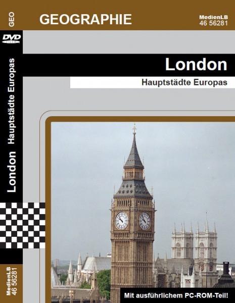 London - Hauptstädte Europas