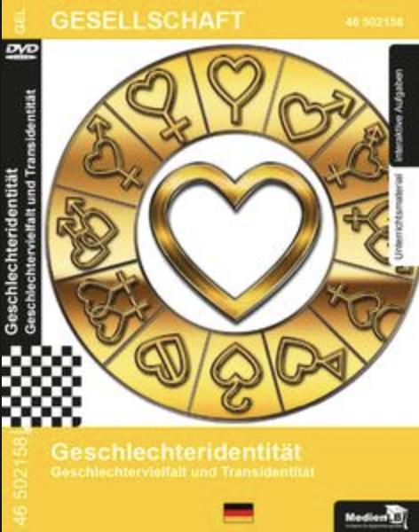 Geschlechteridentität - Geschlechtervielfalt und Transidentität: DVD mit Unterrichtsmaterial, intera