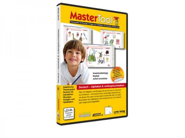 MasterTool - Deutsch - Alphabet & Anfangsbuchstaben (16)