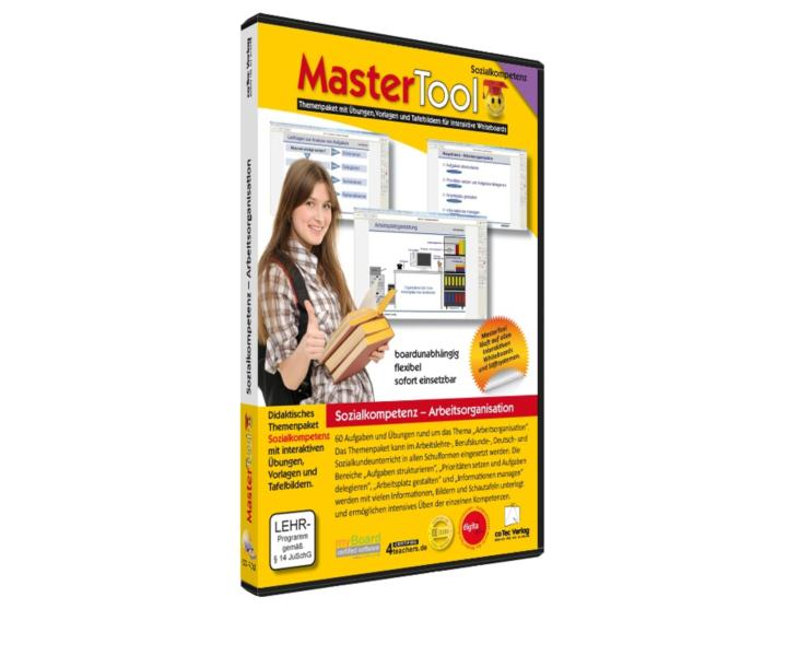MasterTool - Sozialkompetenzen - Arbeitsorganisation (101)