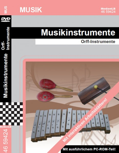 Musikinstrumente - Orff-Instrumente