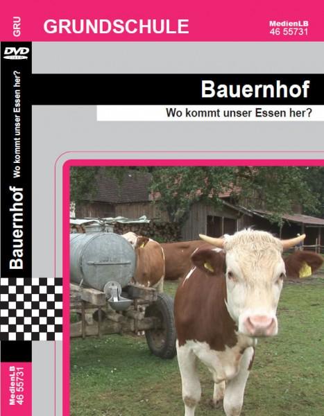 Bauernhof - Wo kommt unser Essen her?
