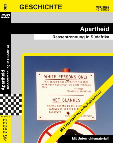 Apartheid - Rassentrennung in Südafrika