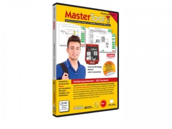 MasterTool - Schülerexperimente zu SEG DynaMot (148)