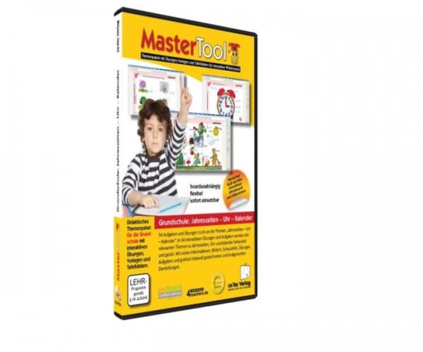 MasterTool - Grundschule - Jahreszeiten - Uhr - Kalender (12)