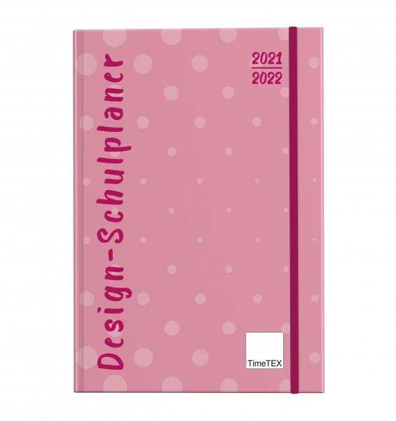 Design-Schulplaner A4-Plus 2021/2022