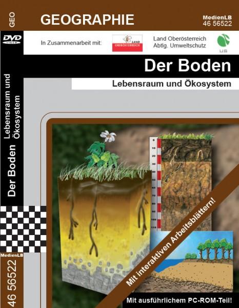 Der Boden - Lebensraum und Ökosystem