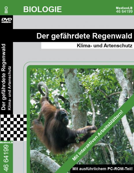 Der gefährdete Regenwald - Klima- und Artenschutz