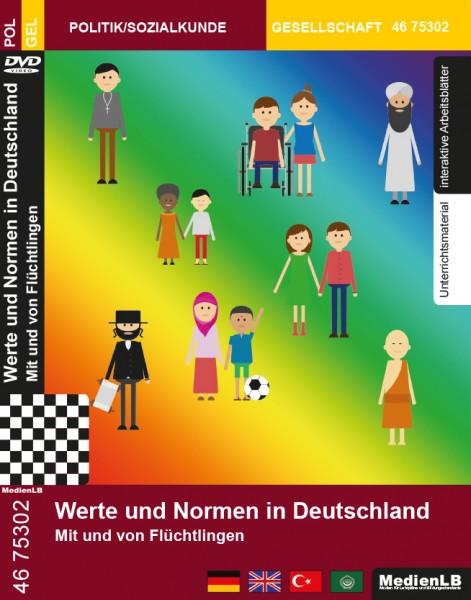 Werte und Normen in Deutschland - Mit und von Flüchtlingen