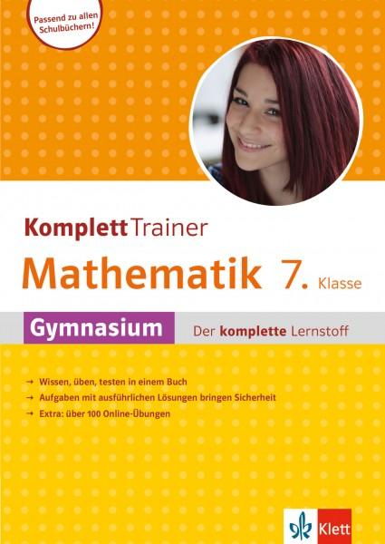 KomplettTrainer Mathematik 7. Klasse