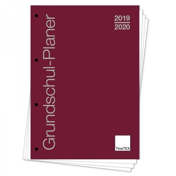 """Grundschul-Planer """"lose Blatteinlage"""", A4 2019/2020"""