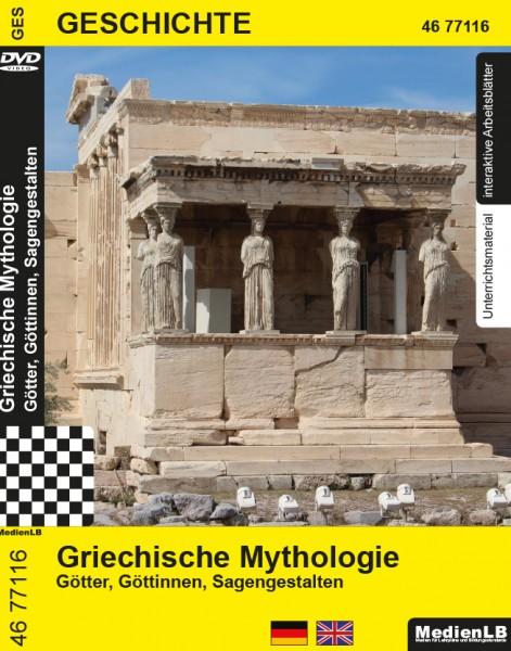 Griechische Mythologie - Götter, Göttinnen, Sagengestalten