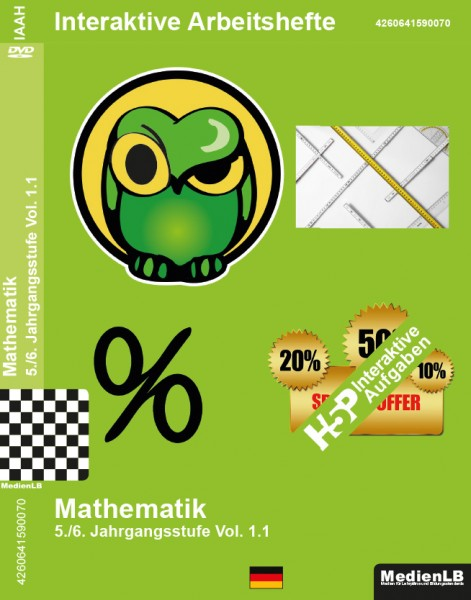 Mathematik-5-6 Vol. 1.1