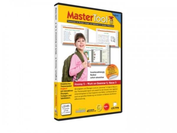 MasterTool - Englisch - Hooray 5 - Work on Grammar 2 - Klasse 5 (132)