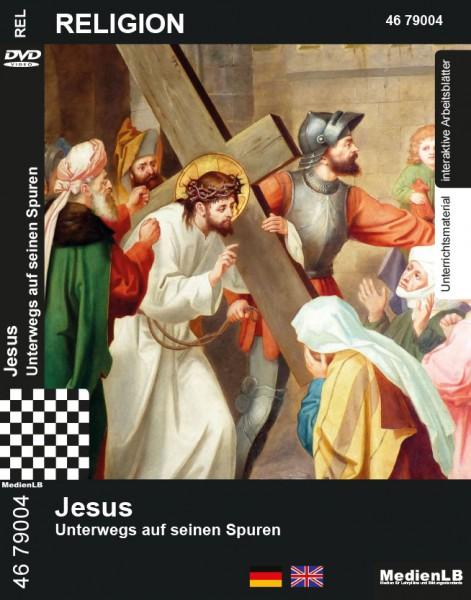 Jesus - Unterwegs auf seinen Spuren