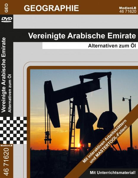 Vereinigte Arabische Emirate - Alternativen zum Öl