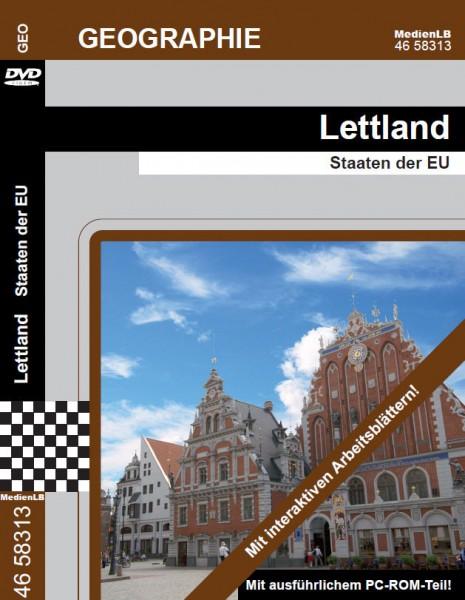 Lettland - Staaten der EU