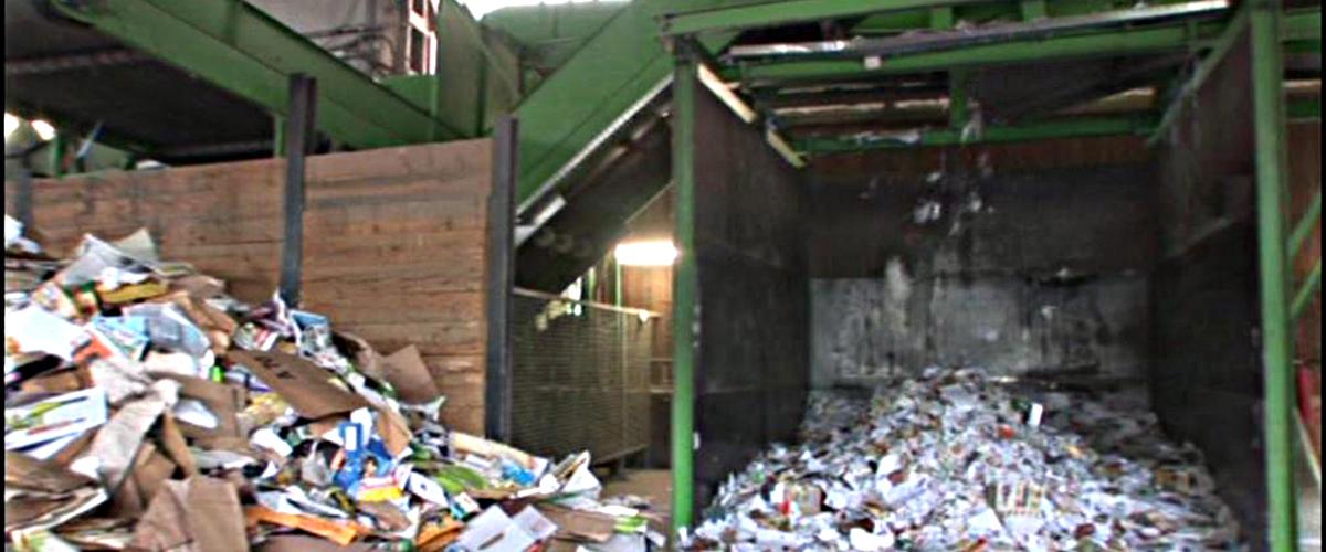 Müll - Trennen - Entsorgen - Recyceln