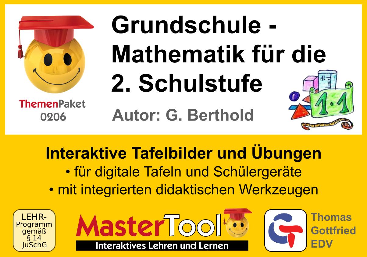 MasterTool   Grundschule   Mathematik für die 20. Schulstufe TP 2006