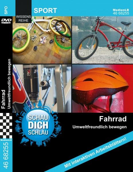 Fahrrad - Umweltfreundlich bewegen