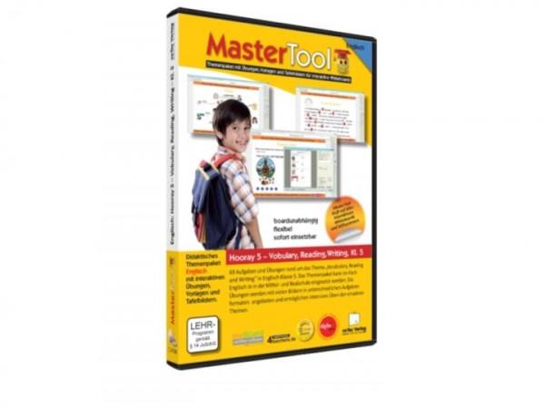 MasterTool - Englisch - Hooray 5 - Work on Vocabulary, Reading and Writing, Klasse 5 (137)