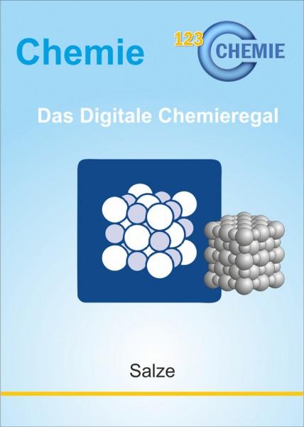 Digitales Chemieregal: Salze (CH 304)