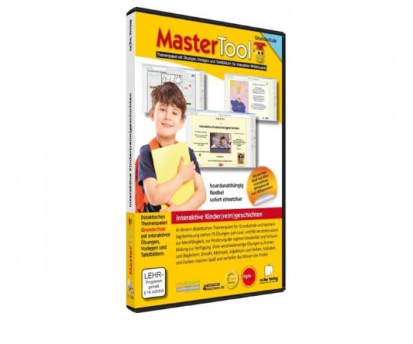 MasterTool - Grundschule - Interaktive Kinder-Reim-Geschichten (107)