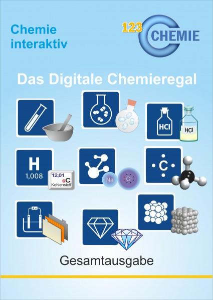 Digitales Chemieregal: Gesamtausgabe