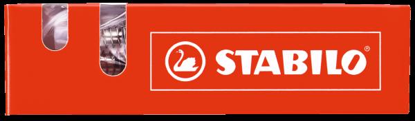 STABILO ErgoPen® und EduPen Nachfüllminen (4er Faltschachtel)