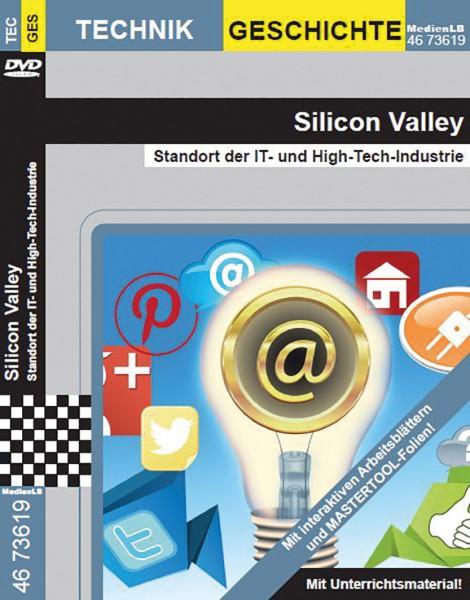 Silicon Valley - Standort der IT- und High-Tech-Industrie