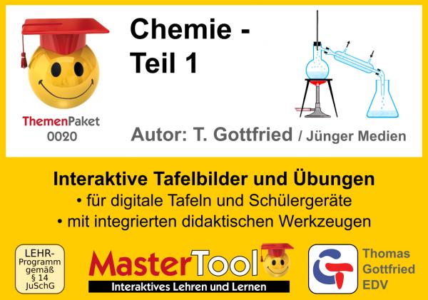 MasterTool - Chemie - Teil 1 (TP 20)