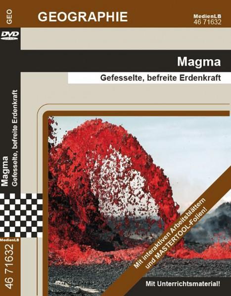 Magma - Gefesselte, befreite Erdenkraft