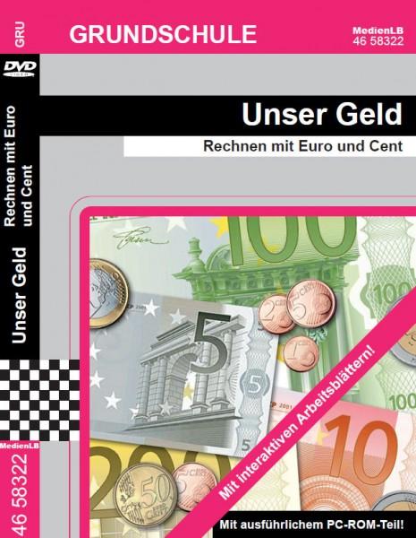 Unser Geld - Rechnen mit Euro und Cent