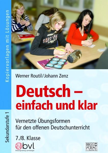 Deutsch - einfach und klar