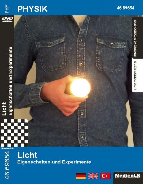 Licht - Eigenschaften und Experimente