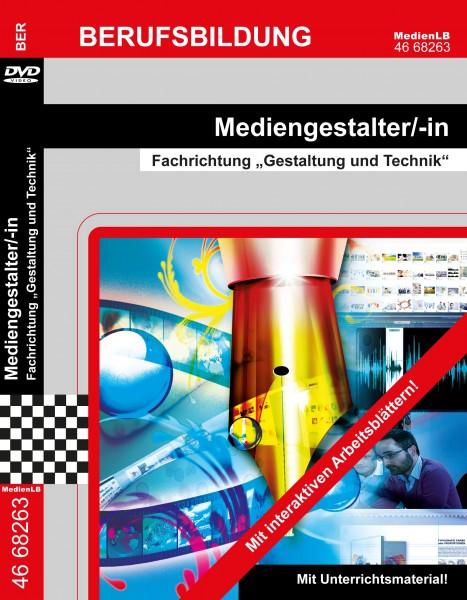 """Mediengestalter/-in - Fachrichtung """"Gestaltung und Technik"""""""