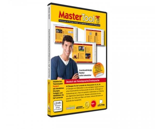 MasterTool - Deutsch als Fremdsprache/Zweitsprache - Niveaustufen A2, B1, B2 (80)